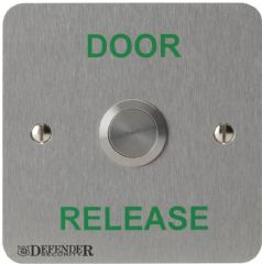 DEFENDER SECURITY DEF-0658-1  Vandal Resistant Exit Button